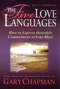The Five Love Languages by Gary Chapman - Paperback