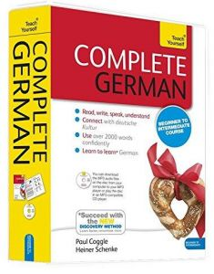 Complete German Beginner To Intermediate Course Book-CD-ROM Pack New Edition by Heiner Schenke - Paperback