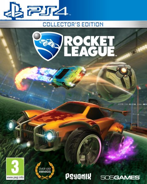 Rocket league PlayStation 4 by 505 Games