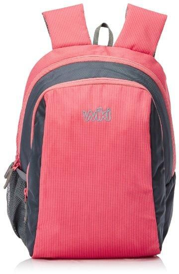 Souq Wildcraft Pluto Polyester Peach Kids Casual Backpack