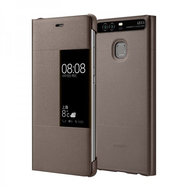 custodia flip huawei p9 plus