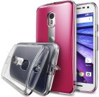 RINGKE Motorola Moto G 3rd Gen 2015 Case FUSION with Screen Protector Crystal View (Mobile Phone Accessories)