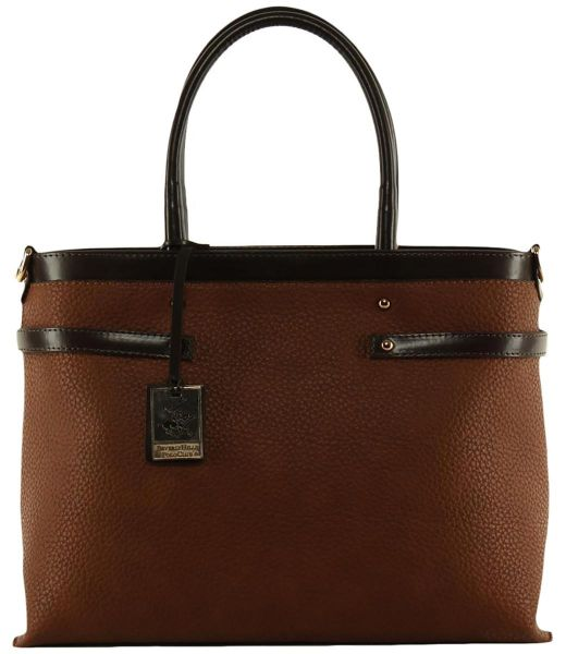 ee0b5a5e7061 Beverly Hills Polo Club Tote Bag for Women - Leather