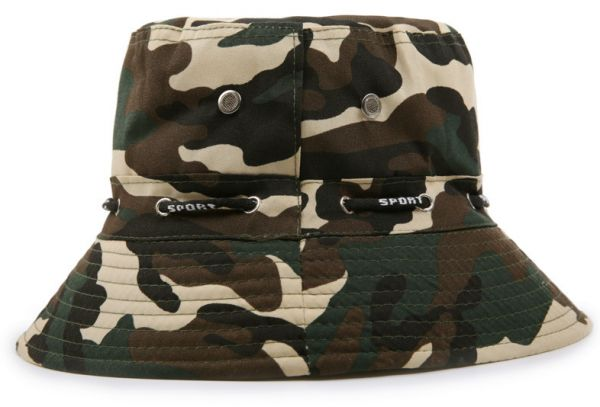 fe02c6dc209 Camouflage Military Outdoor Cap Hiking Mountaineer Camping Fishing ...