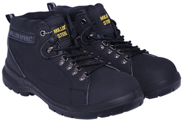 Miller Steel Black Safety Boot For Men Souq Uae