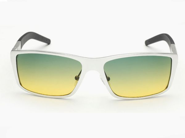 effefface80f High-end aluminum magnesium driving polarized sunglasses for day and ...
