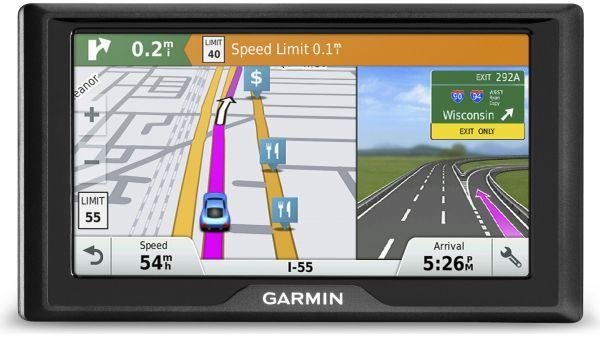 Garmin Drive 60 LM 6Inch GPS Navigator with Driver Awareness and