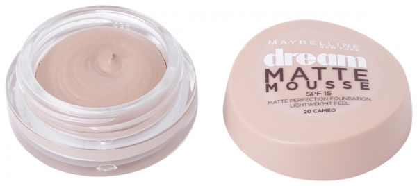 Maybelline Dream Matte Mousse Foundation 020 Cameo 18 Ml Souq Uae