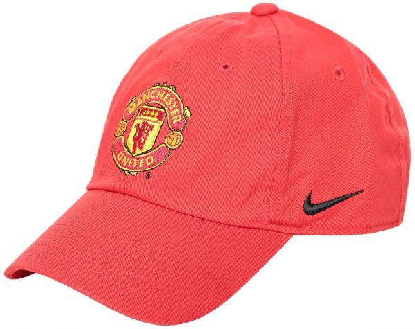b727b64c1dd Nike Manchester United Core Cap for Unisex - One Size