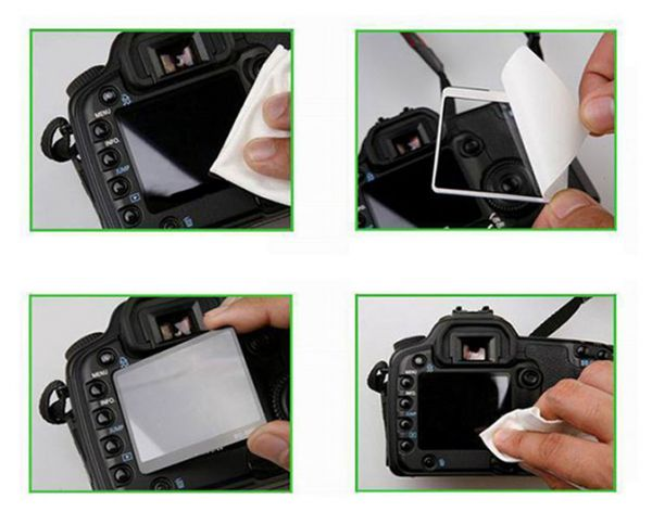 Canon 600D professional LCD screen protector