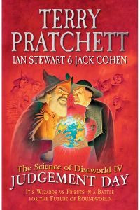 The Science of Discworld IV Judgement Day by Terry Pratchett and Jack Cohen - Paperback