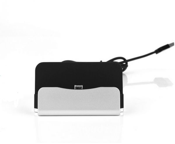 Charger Docking Station Cradle Holder Charging Sync Dock for Android Smart Phone