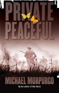 Private Peaceful by Michael Morpurgo - Paperback