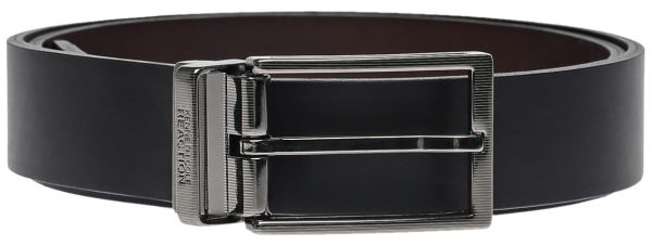 """Kenneth Cole 1.5"""" Casual Leather Belts • Black /& Brown Available • Multiple Size"""