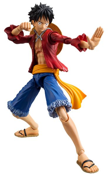 One Piece Monkey D Luffy Action Figure The Model Of Monkey D Luffy Sb0036