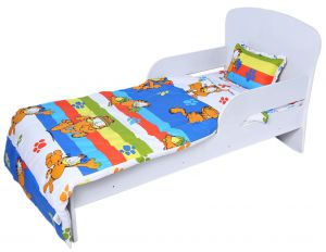 Toys4you Garfield Comforter 3 Piece Set Twin Single 150x70 Cm Multi Color Buy Online Bedding Sets Components At Best Prices In Egypt Souq Com