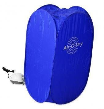 Air O Dry Portable Clothes Dryer - Blue