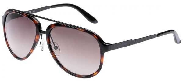 22d8086d7 Carrera Aviator Brown/Black Men's Sunglasses - CARRERA 96/S 6C1-58-HA- 58/16 /140
