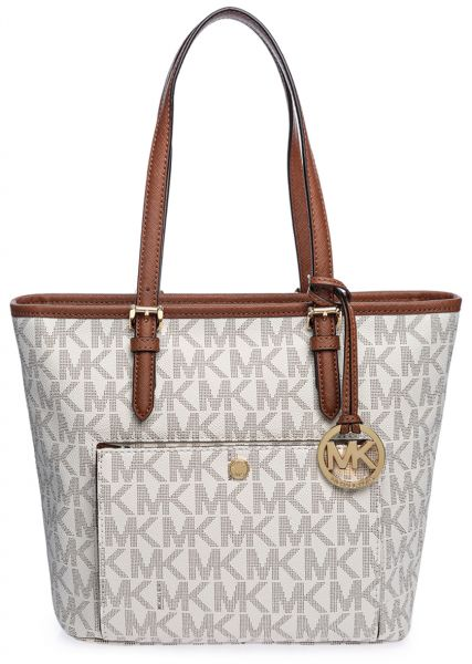 593787f9cd Michael Kors Faux Leather Bag For Women