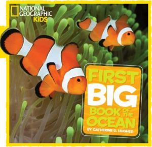 National Geographic Little Kids First Big Book of the Ocean by Catherine D. Hughes - Hardcover
