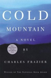 the goal in the novel cold mountain by charles frazier