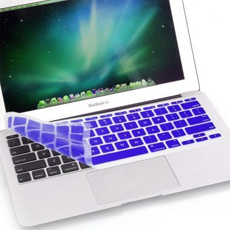 3 N 1 Hard Plastic Case With Screen Protector Keyboard Cover For Apple Macbook Air 13 13.3 Inch