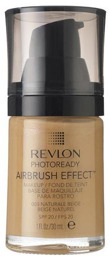Revlon Photoready Airbrush Effect Make Up Natural Beige