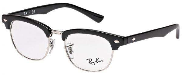Ray-ban Clubmaster Black Kids Optical Frames - Ry1548-3542-45-45-16 ...