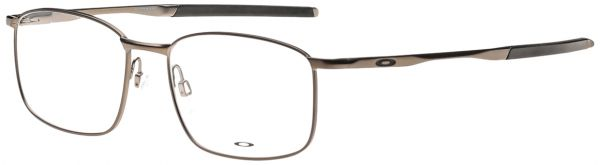 3b8c058e327c4 Oakley Square Grey Men s Optical Frames - Ox-3204-320401-53-53-17 ...