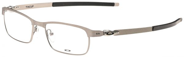 6e360c4e58e15 Oakley Rectangle Grey Men s Optical Frames - Ox-3184-318404-50-53-17 ...