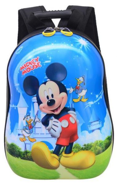 114eae1b9c6 Popular Mickey mouse PC schoolbag travel backpack for 1-4 years old boy girl  SB04 e