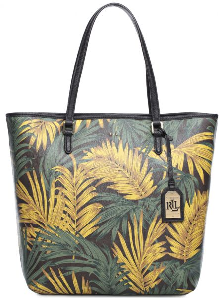 99539e0423 Lauren by Ralph Lauren 431605012001 Amberly Palm Dalia Tote Bag for ...