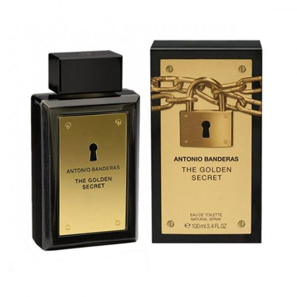 b63e190c5 The Golden Secret by Antonio Banderas for Men - Eau de Toilette ...
