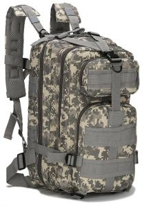 Hiking Camping Bag 30L Army Military Tactical Camouflage Outdoor Sports  Backpack 7a0916f46d25b