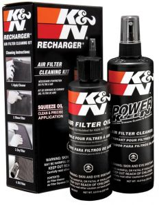 KN Recharge Kit For Air Filters 99 5050