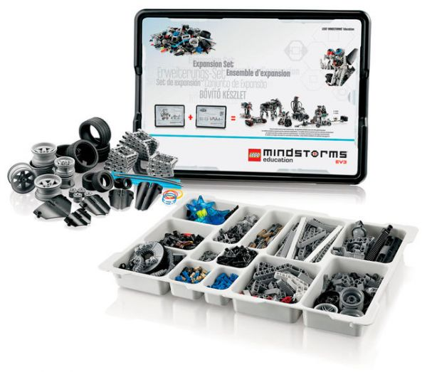 Lego Education - LEGO MINDSTORMS Education EV3 Expansion Set 45560 ...
