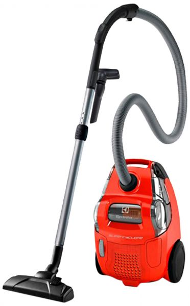 electrolux scparketto vacuum cleaner red