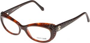 088cf694ec1 Roberto Cavalli Cat Eye Dark Havana Women s Frames - Rc 0780 052 53