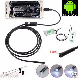 Waterproof Endoscope Snake Inspection Borescope Camera For Android Phones  4f478bdcd