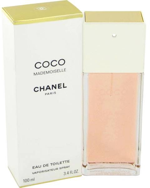 Coco Mademoiselle By Chanel For Women Eau De Toilette 100ml