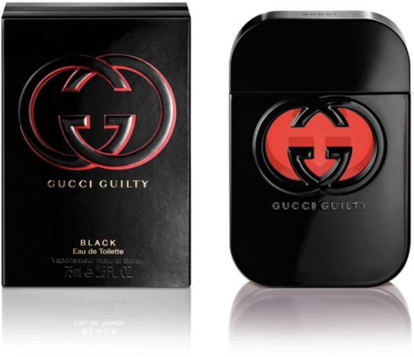 bcc025aa43 Gucci Guilty Black Pour Femme by Gucci for Women - Eau de Toilette, 75ml |  Souq - Egypt