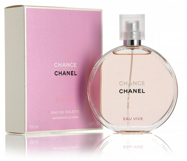 Chance Eau Vive by Chanel for Women - Eau de Toilette e1f21a4c5f