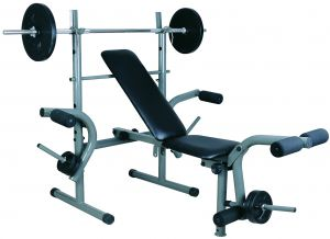 Skyland Multi Function Weight Bench   EM 1820 (Weights Not Included)