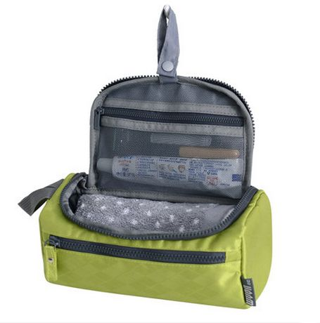 3535e602de1d Unisex Portable waterproof Hanging Travel toiletry bag cosmetic bag ...
