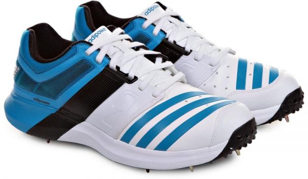 d7d7728cceb2d4 Adidas AdiPower Vector Spike Cricket Shoes for Men - 7 UK