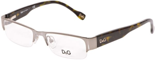 1e8cf9ea0234 D g Rectangle Brown Unisex Eyewear Frame - D g-5074-090-50-17-135. by Dolce    Gabbana