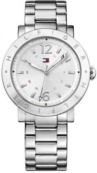 Tommy Hilfiger Watch For Men Analog Stainless Steel Band 277 0
