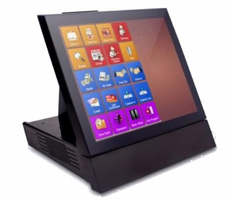 ALL in one Touch POS Terminal , Point of sale , Casher Touch screen