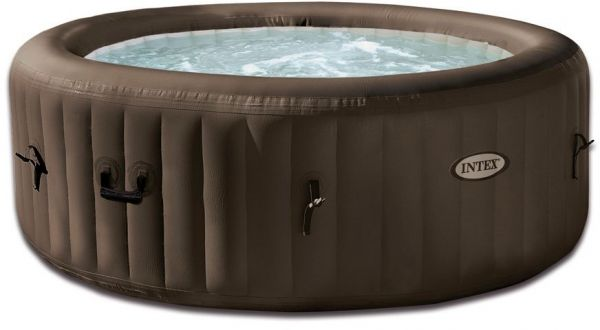 Jacuzzi Whirlpool Jacuzzi.Intex Purespa 28422 Inflatable Bubble Jet Massage Whirlpool Jacuzzi Spa For 4 Persons Capacity 196x71cm
