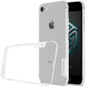 Nillkin Nature 0.6MM TPU Slim Case Cover for Apple iPhone 7 - Clear